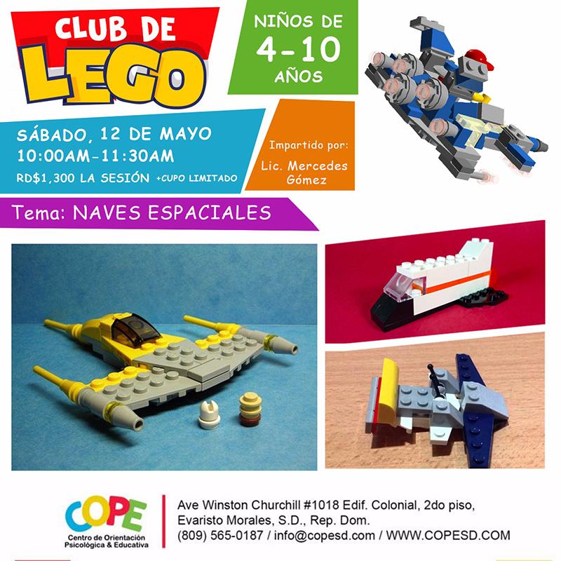 Club De Lego Naves Espaciales Cope